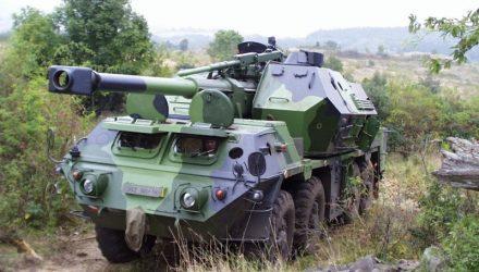 dělostřelectvo, jince, dana, četa, baterie, ačr, armáda, voják, Aktivní záloha