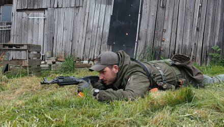 Přebití, nabití, technika, taktika, výcvik, výuka, střelecký kurz, ovládání zbraně, úchop, jaroslav macošek