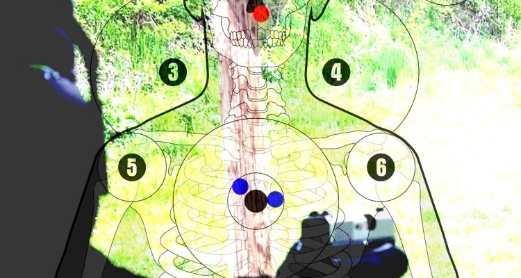 Střelecký výcvik, drill, střelnice, střelba