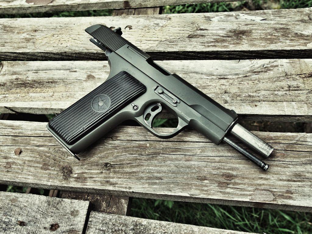 Střelecká pohotovost u pistole funguje bezvadně.